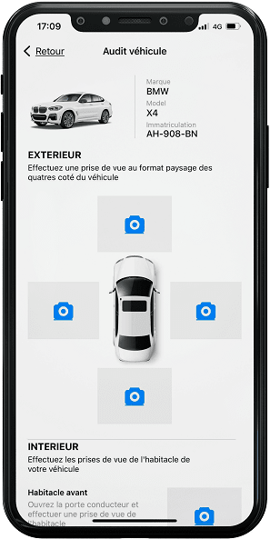 Audit de véhicule
