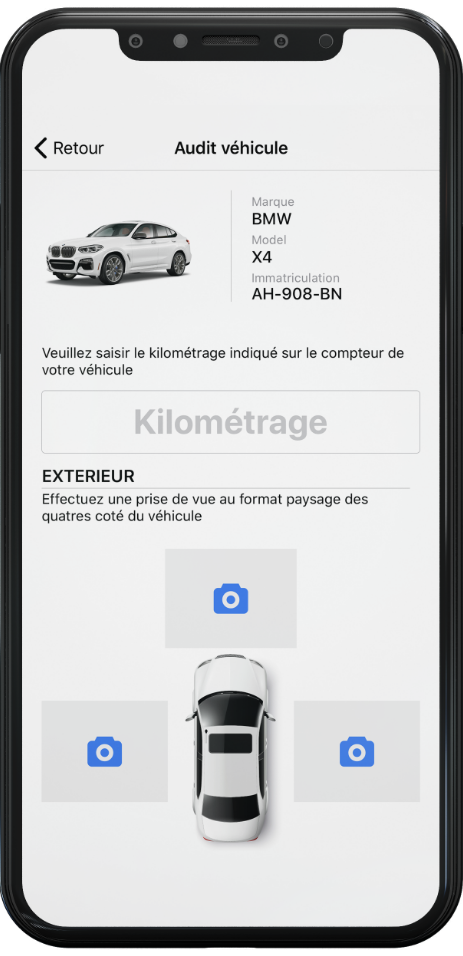 Ask - Application mobile